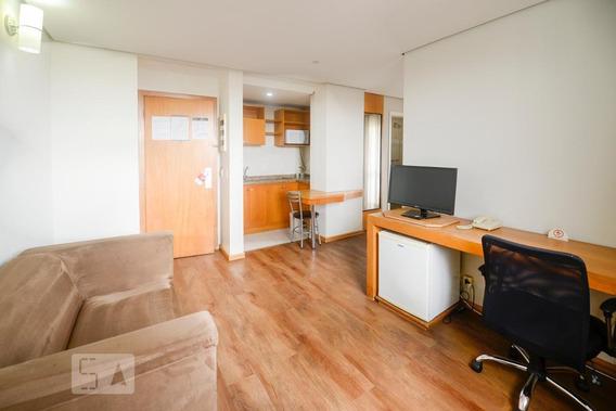 Apartamento Para Aluguel - Jardim Bela Vista, 1 Quarto, 44 - 893064311