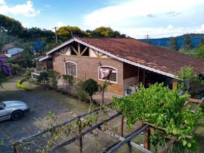 Chácara Em Jardim Estancia Brasil, Atibaia/sp De 250m² 4 Quartos À Venda Por R$ 1.100.000,00 - Ch137134
