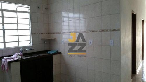 Casa Com 2 Dormitórios À Venda, 60 M² Por R$ 270.000,00 - Centro - Bragança Paulista/sp - Ca12793