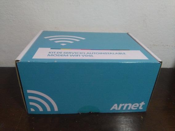 Modem Wi-fi Arnet Sagemcom F@st 4310 C/accesorios