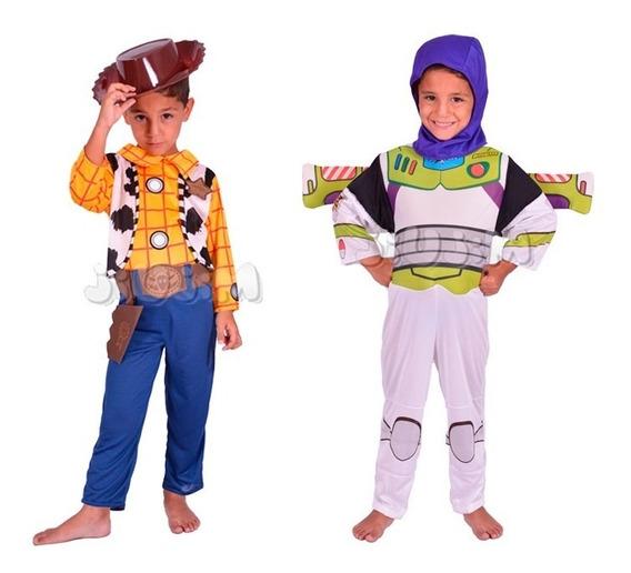 Disfraz Toy Story Woody O Buzz Originales New Toys Jiujim