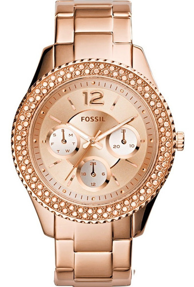 Relógio Fossil Feminino Es3590/4tn