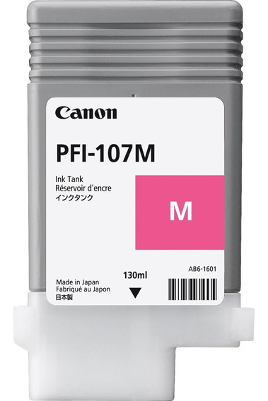 Cartuchos Pfi 107 Para Plotters Canon Ipf670 Ipf770
