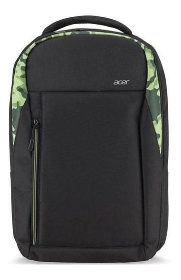 Mochila Acer Camuflada Para Notebook 15.6 - Oferta