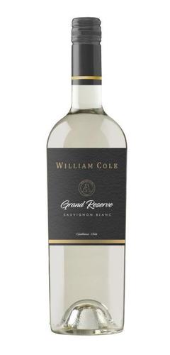 6 William Cole Grand Reserve Sauvignon Blanc Ref.$42.000