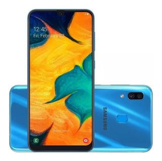 Celular Samsung A30 Azul 64gb 6.4