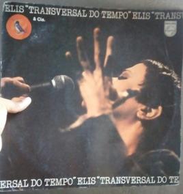 Lp Vinil Elis Regina - Transversal Do Tempo (mpb/1978)