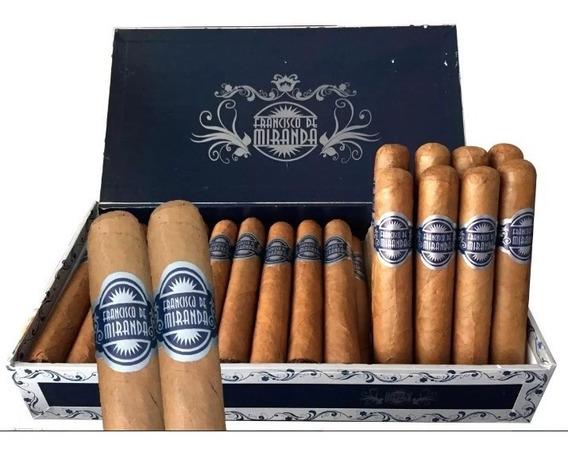 Francisco Miranda Petit Robustos Cigarros, Cc Nordelta