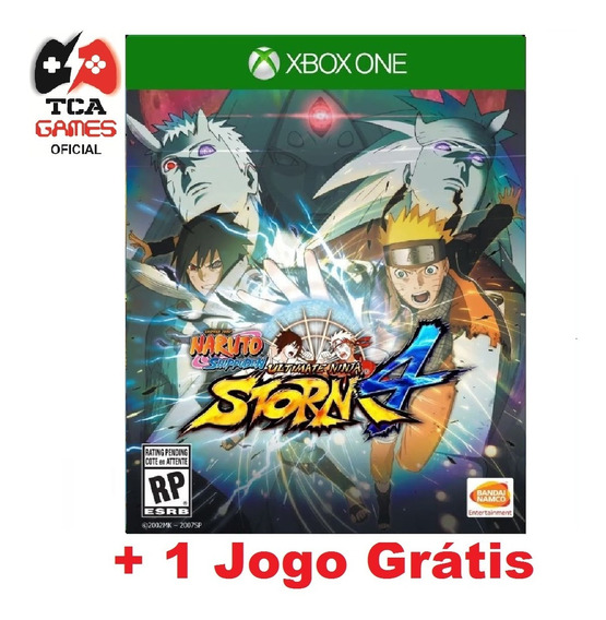 Naruto Shippuden Ultimate Ninja Storm 4 Xbox One Digital