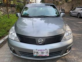 Nissan Tiida Custom Mt