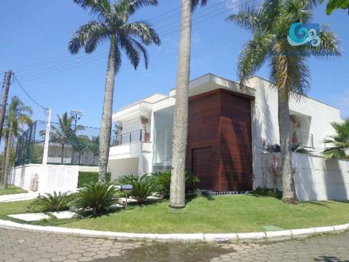Imagem 1 de 25 de Casa À Venda, Jardim Acapulco, Guarujá. - Ca1536