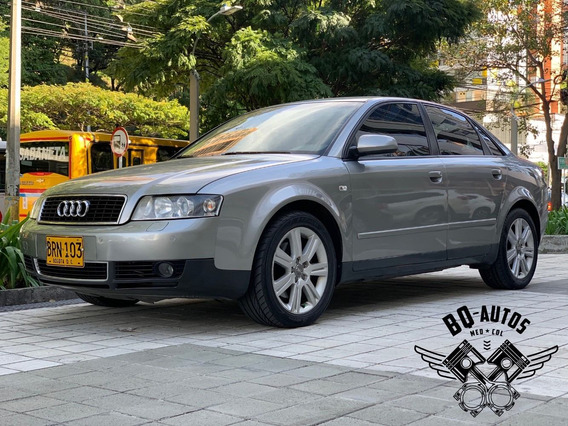 Audi A4 Luxury At 2005