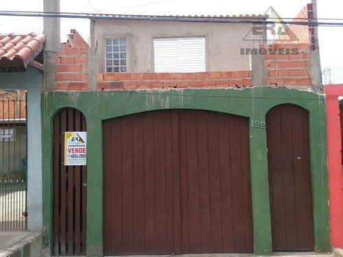 Imagem 1 de 17 de Casa  Residencial À Venda, Parque Rodrigo Barreto, Arujá. - Ca0115