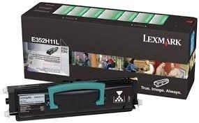 Toner Lexmark E352h11l E350 - E352 - Original