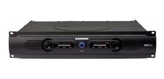 Potencia Samson Servo 600 Watts Estudio 300+300 - Oddity