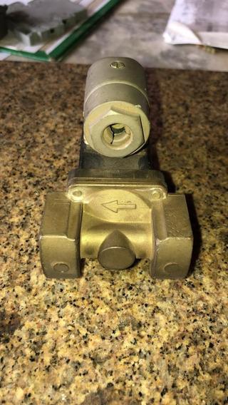 Válvula Solenoide Burkert 180f 10mm 0,5-16bar 220v 60hz Nova
