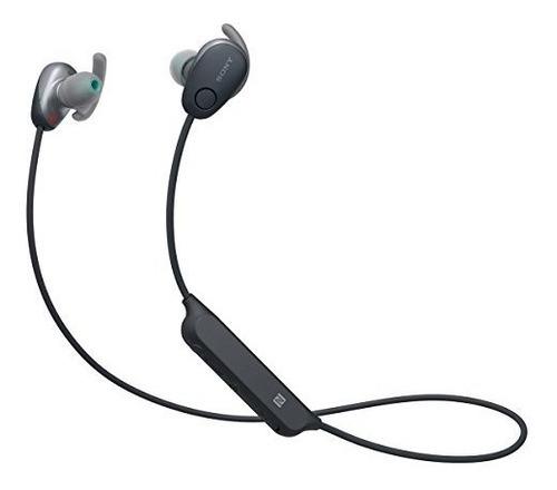 Sony Sp600n Auriculares Inalambricos Con Cancelacion De Ruid