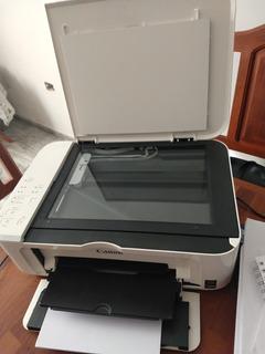 Impresora A Color Multifunción Canon Pixma Mg3510 Con Wifi