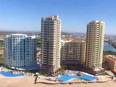 Desarrollo Las Gavias Grand Resort Residences, En Mazatlán