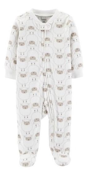 Ropa De Bebe Carters Pijamas Tallas Rn A 9 Meses Tela Polar