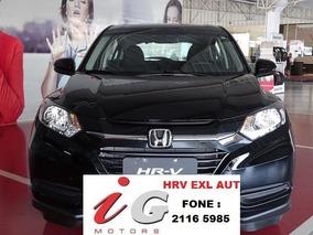 Honda Hrv Exl 1.8 Flex Aut. 17/18 $98.500,00