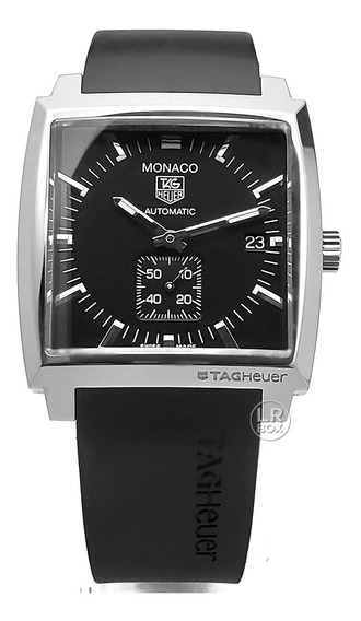 Tag Heuer Monaco Calibre 6 Automatic 37mm 2015