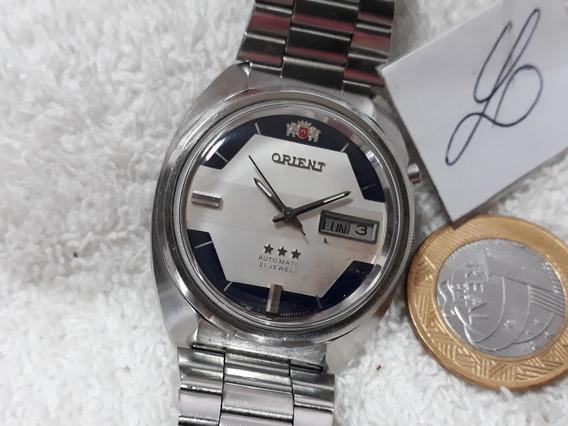 Relógio Orient, Masculino, Automático (npt)