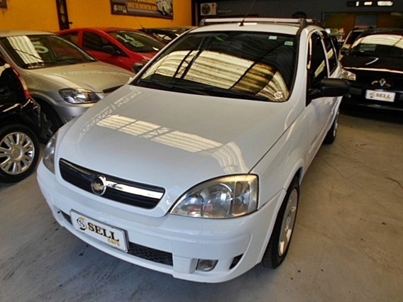 Gm - Corsa Sedan 1.4 Premium 2008 Completo