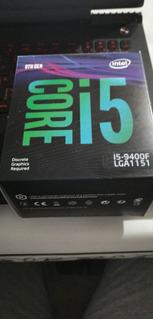 Procesador I5 9400f Nuevo Sin Uso