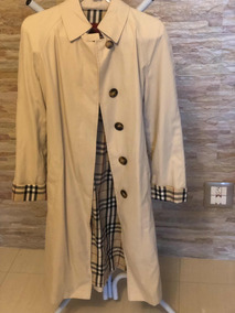 Trench Coat Burberry Original Usado