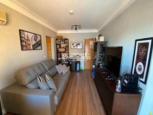 Apartamento Á Venda Com 1 Dorm, Moema Pássaros, Sp - R$ 525 Mil - V2068