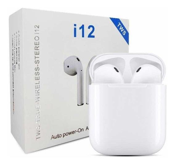 AirPods - Audifonos Bluetooth I12 Tws(15v)