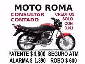 Zanella Rx 150 Motoroma