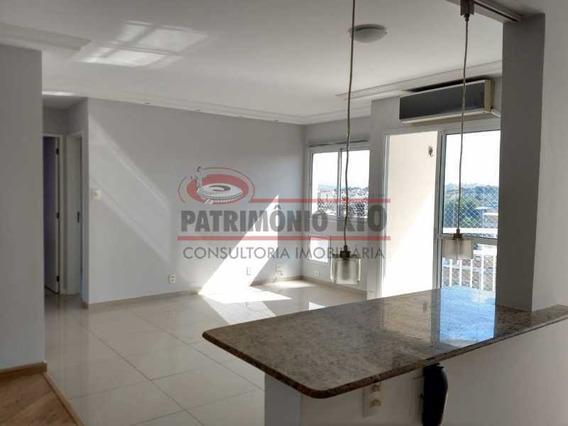 Espetacular Apartamento, 3quartos, Varanda, 1vaga E Documento Ok! - Paap23735