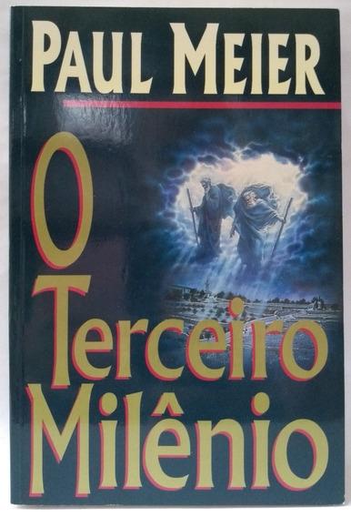 Livro O Terceiro Milênio - Paul Meier Bompastor