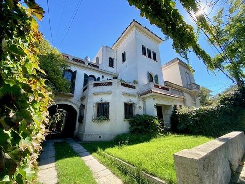 Casa De Estilo En Corazón Del Prado