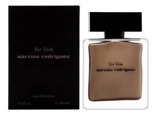 Narciso Rodriguez Him 100ml 100% Original Msi Envio Gratis