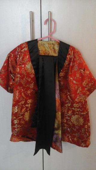 Vestido Disfraz De Geisha
