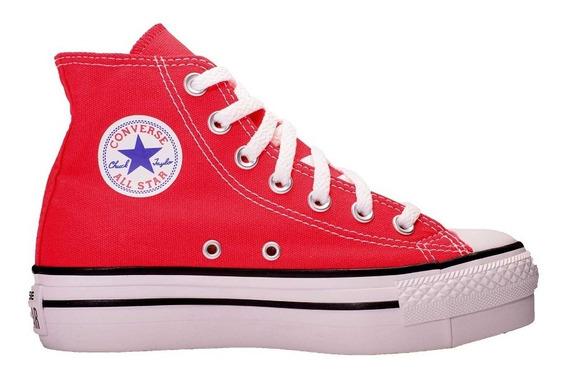 Zapatillas Converse Chuck Taylor All Star Platform - 557142c