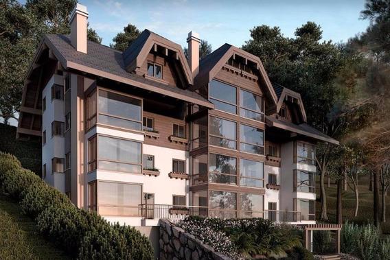 Apartamento À Venda, 99 M² Por R$ 1.417.698,31 - Floresta - Gramado/rs - Ap0060