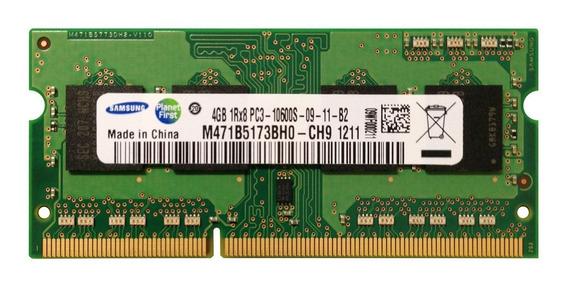 Memória Notebook Samsung 4gb Ddr3 M471b5173bh0-ck0 1220