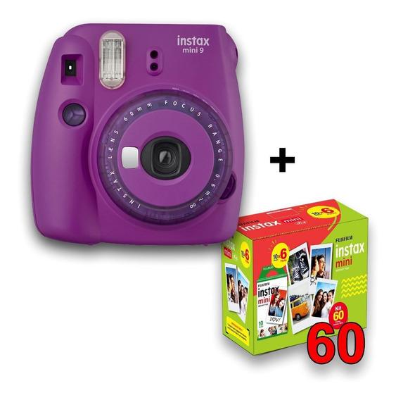 Camera Instax Mini 9, Novas Cores Entrega Super Rápida