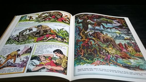 Livro Anos 70 O Filho De Tarzan Ilustrado Por Burne Hogarth