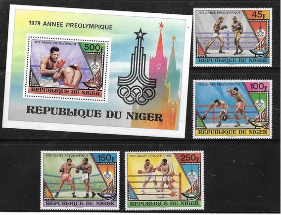 Filatelia Deportes Olimpicos