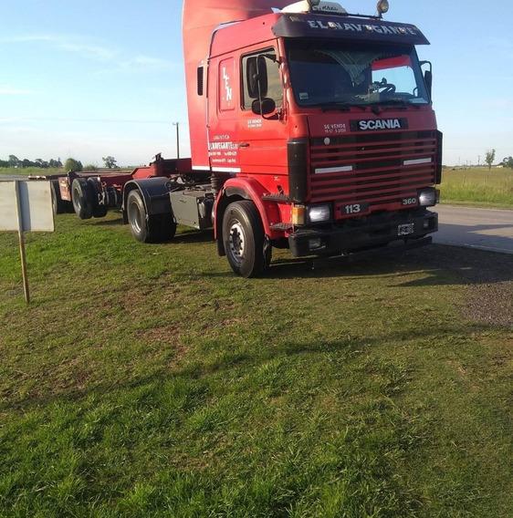 Scania 113 - 360 - Sueco