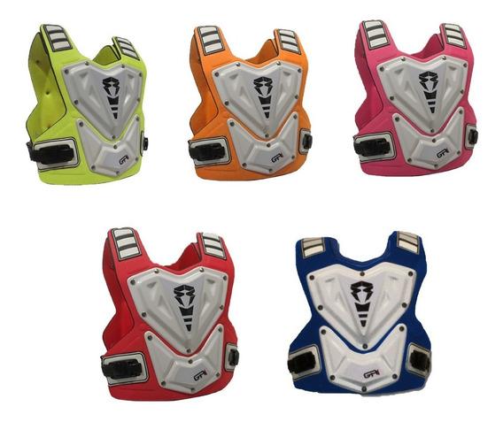 Pechera Moto Rpmcross Gr1 Niños Bebes Solomototeam