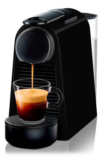 Cafeteira Nespresso Essenza Mini Mat 110v Preta