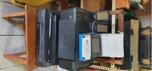 Video Cassete, Impressora, Dvd, Palms E Gps
