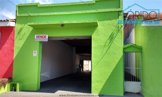 Comercial À Venda Em Atibaia/sp - Compre O Seu Comercial Aqui! - 1393700
