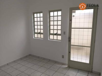 Casa Residencial 2 Dormitórios - Ca0414